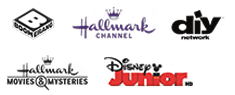 Hallmark Channel | Disney Junior | Boom | TV