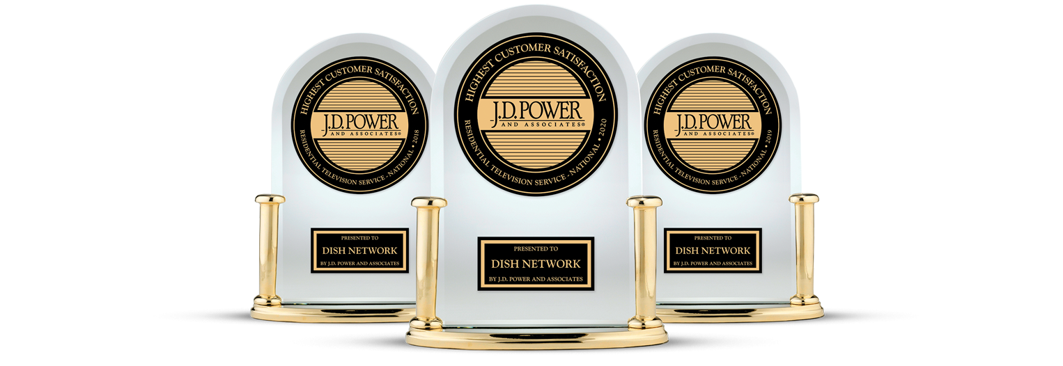 DISH Customer Satisfaction - Ranked #1 by JD Power - Carolina Connections & Price Right Communications in Burlington, North Carolina - DISH Authorized Retailer